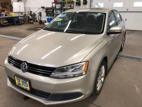 2013 Volkswagen Jetta for sale at MR Auto Sales Inc. in Eastlake OH