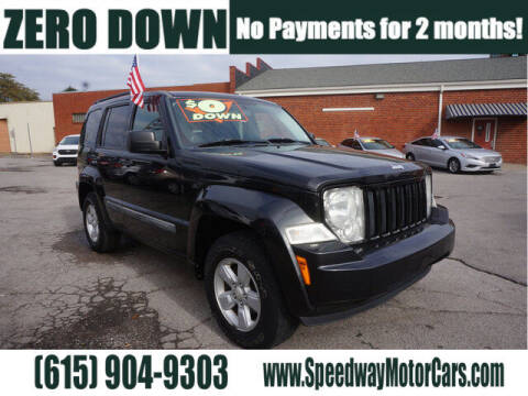 2011 Jeep Liberty for sale at Speedway Motors in Murfreesboro TN
