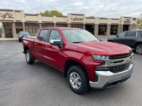 2020 Chevrolet Silverado 1500 for sale at ASSOCIATED SALES & LEASING in Marshfield WI