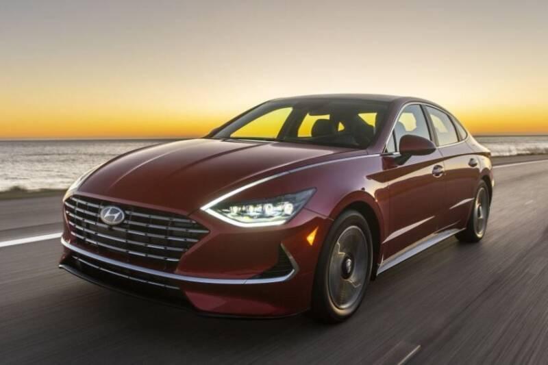 2022 Hyundai Sonata for sale at Diamante Leasing in Brooklyn NY