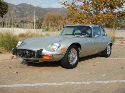 1973 Jaguar XK-Series for sale at California Cadillac & Collectibles in Los Angeles CA