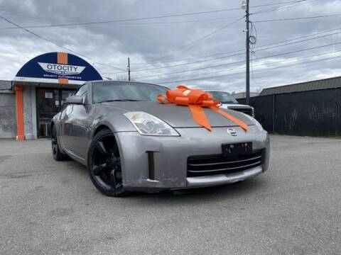 2008 Nissan 350Z for sale at OTOCITY in Totowa NJ