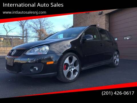 2009 Volkswagen GTI for sale at International Auto Sales in Hasbrouck Heights NJ