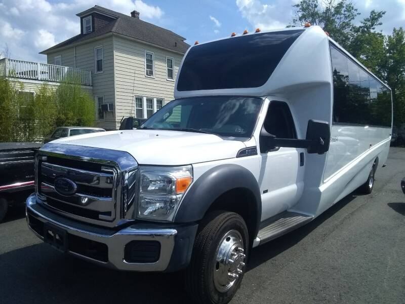 2014 Ford F-550 Super Duty for sale at Wilson Investments LLC in Ewing NJ
