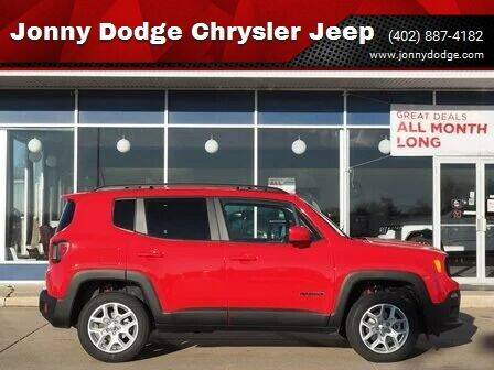 2018 Jeep Renegade for sale at Jonny Dodge Chrysler Jeep in Neligh NE