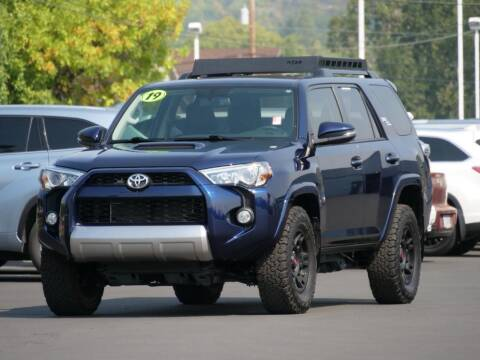 2019 Toyota 4Runner for sale at CLINT NEWELL USED CARS in Roseburg OR