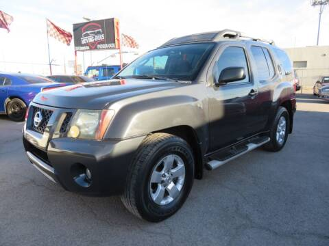 2010 Nissan Xterra for sale at Moving Rides in El Paso TX