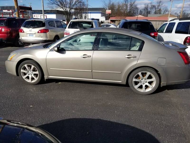 2007 Nissan Maxima for sale at Cartraxx Auto Sales in Owensboro KY