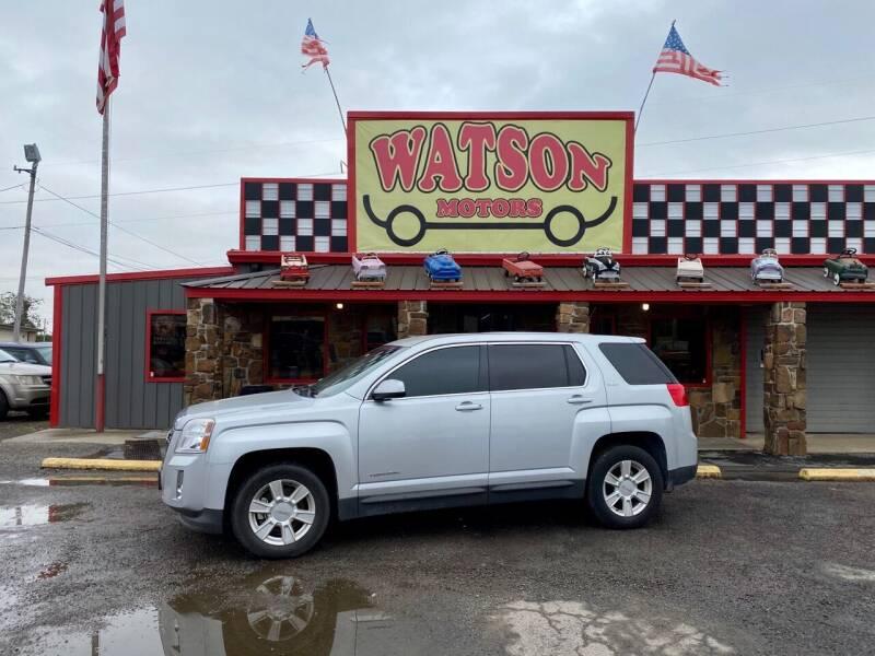 2011 GMC Terrain for sale at Watson Motors in Poteau OK