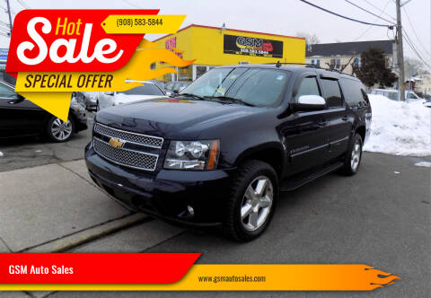 2007 Chevrolet Suburban for sale at GSM Auto Sales in Linden NJ