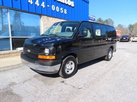 2008 Chevrolet Express Cargo for sale at Southern Auto Solutions - 1st Choice Autos in Marietta GA