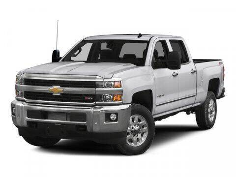2015 Chevrolet Silverado 2500HD for sale at Stephen Wade Pre-Owned Supercenter in Saint George UT