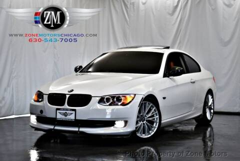 2011 BMW 3 Series for sale at ZONE MOTORS in Addison IL