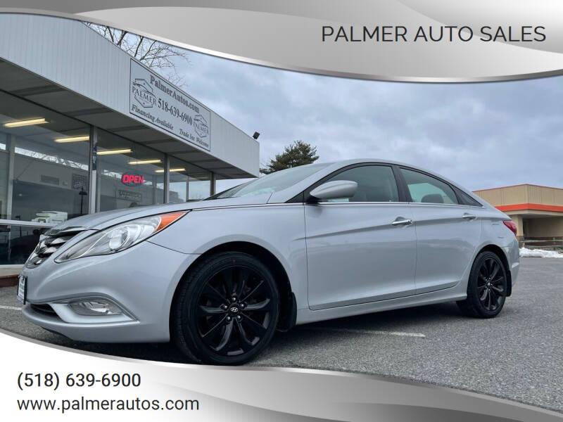 2011 Hyundai Sonata for sale at Palmer Auto Sales in Menands NY