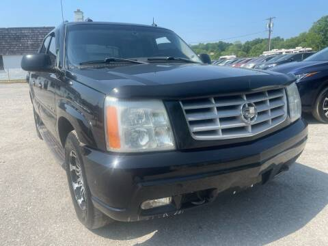2003 Cadillac Escalade EXT for sale at Ron Motor Inc. in Wantage NJ