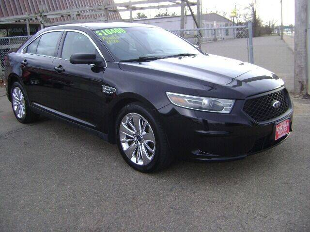2016 Ford Taurus for sale at Cheyka Motors in Schofield WI