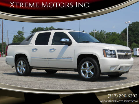 2011 Chevrolet Avalanche for sale at Xtreme Motors Inc. in Indianapolis IN