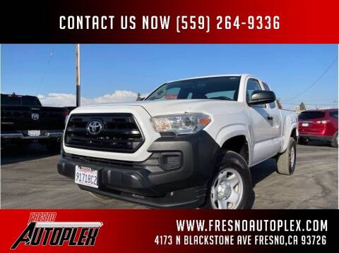 2017 Toyota Tacoma for sale at Fresno Autoplex in Fresno CA