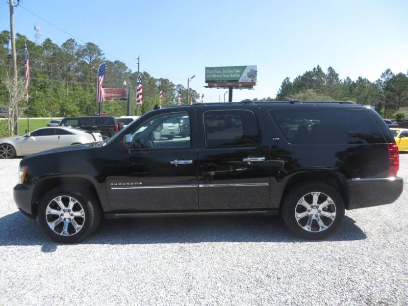 2010 Chevrolet Suburban for sale at Ward's Motorsports in Pensacola FL