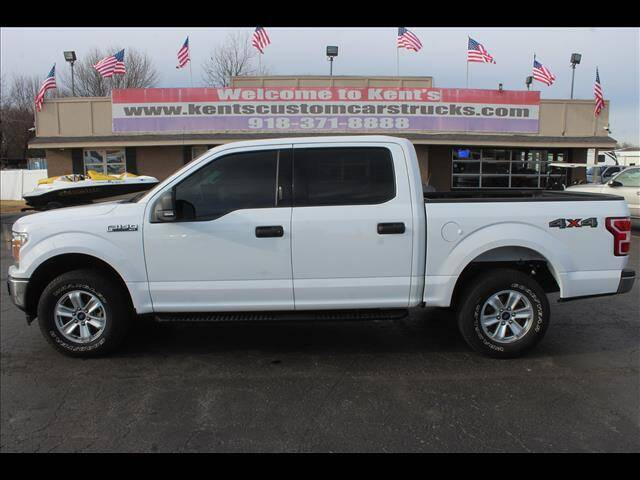 2018 Ford F-150 for sale at Kents Custom Cars and Trucks in Collinsville OK