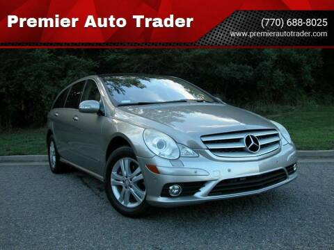 2008 Mercedes-Benz R-Class for sale at Premier Auto Trader in Alpharetta GA