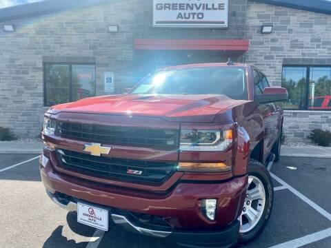 2017 Chevrolet Silverado 1500 for sale at GREENVILLE AUTO in Greenville WI