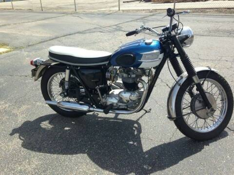 1966 Triumph 650 for sale at Drager's International Classic Sales in Burlington WA
