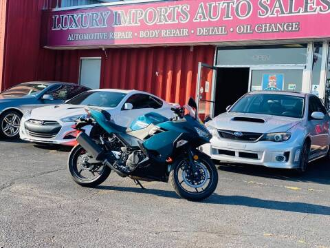2021 Kawasaki Ninja for sale at LUXURY IMPORTS AUTO SALES INC in North Branch MN
