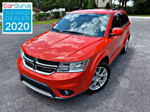 2017 Dodge Journey for sale at Brothers Auto Sales of Conway in Conway SC