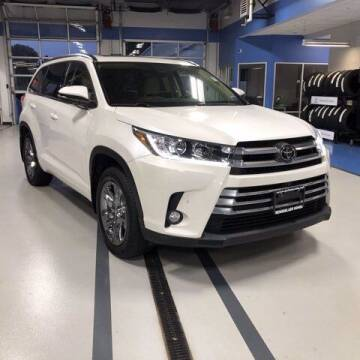 2017 Toyota Highlander for sale at Simply Better Auto in Troy NY