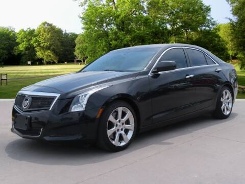 2013 Cadillac ATS for sale at Ron Carter  Clear Lake Used Cars in Houston TX