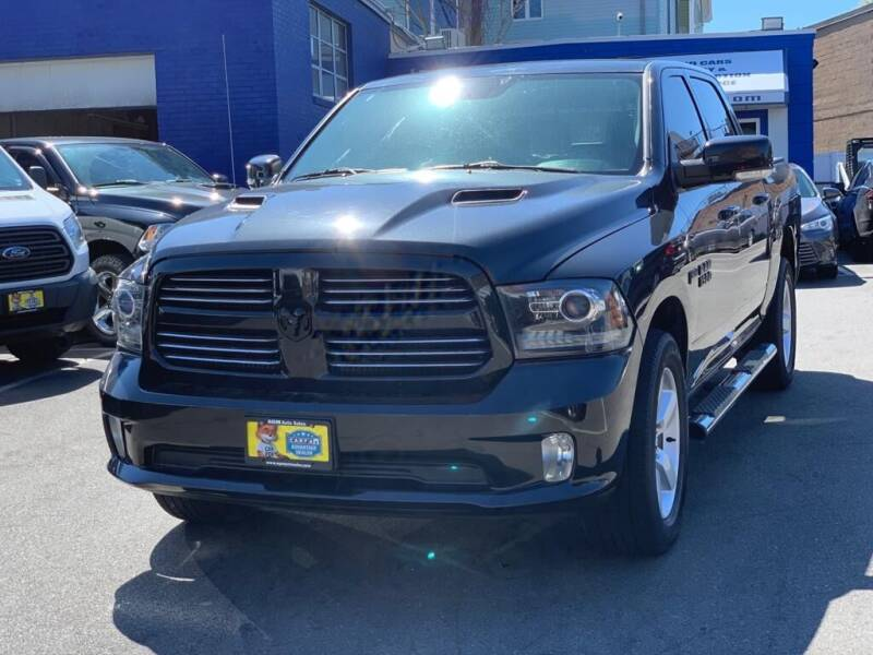 2015 RAM Ram Pickup 1500 for sale at AGM AUTO SALES in Malden MA