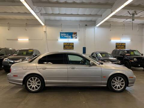 2001 Jaguar S-Type for sale at Cuellars Automotive in Sacramento CA