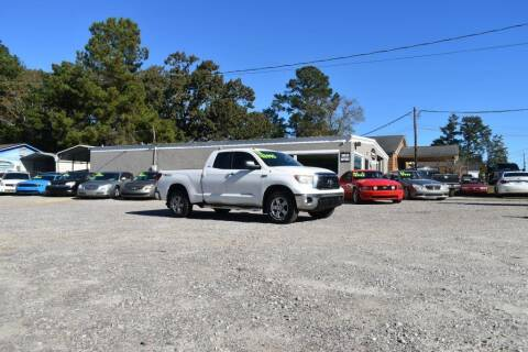 2012 Toyota Tundra for sale at Barrett Auto Sales in North Augusta SC