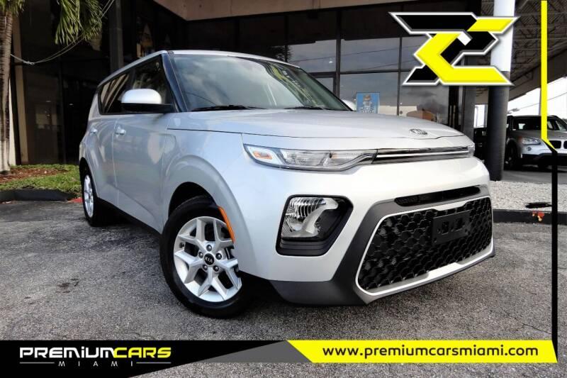 2020 Kia Soul for sale at Premium Cars of Miami in Miami FL