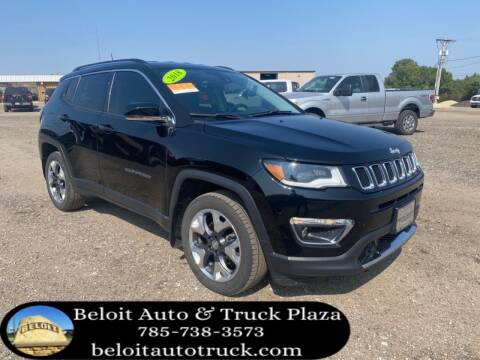 2018 Jeep Compass for sale at BELOIT AUTO & TRUCK PLAZA INC in Beloit KS