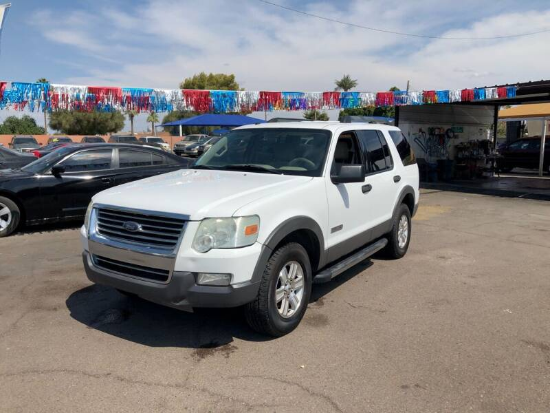 2006 Ford Explorer for sale at Valley Auto Center in Phoenix AZ