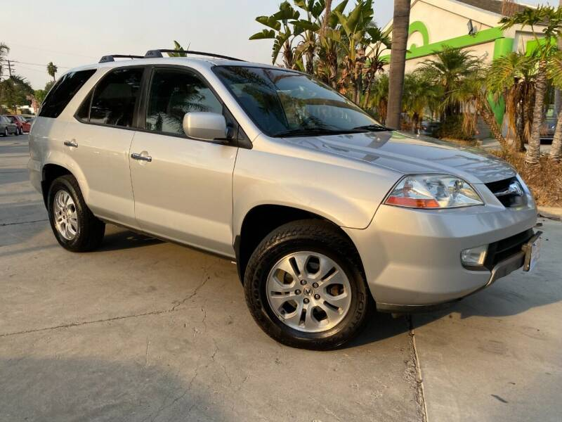 2003 Acura MDX for sale at Luxury Auto Lounge in Costa Mesa CA