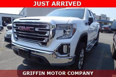 2020 GMC Sierra 1500 for sale at Griffin Buick GMC in Monroe NC