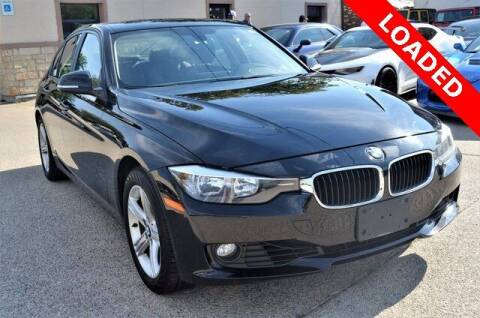 2014 BMW 3 Series for sale at LAKESIDE MOTORS, INC. in Sachse TX
