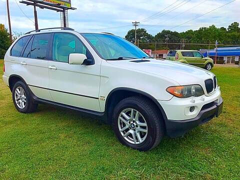 2005 BMW X5 for sale at Cutiva Cars in Gastonia NC