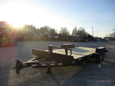 2021 B-B Equipment Tilt TBCT2014ET for sale at Rondo Truck & Trailer in Sycamore IL