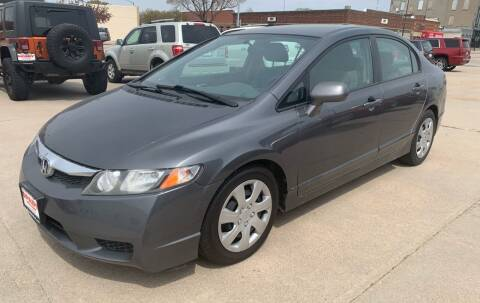 2010 Honda Civic for sale at Spady Used Cars in Holdrege NE