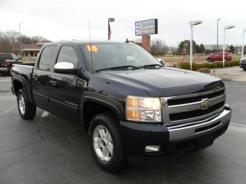 2010 Chevrolet Silverado 1500 for sale at Integrity Auto Center in Paola KS