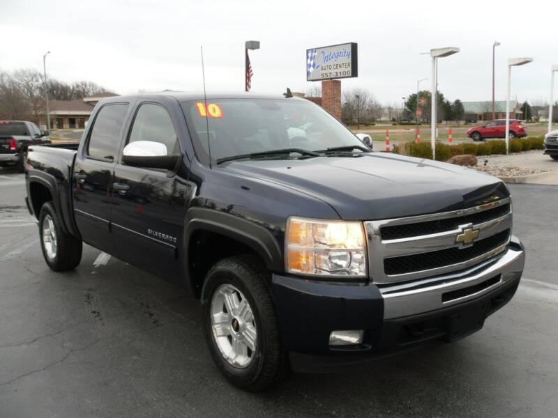 2010 Chevrolet Silverado 1500 for sale at Integrity Auto Center in Paola KS