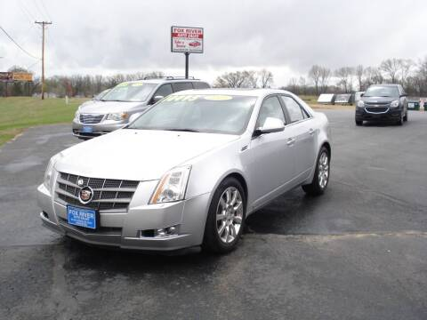 2009 Cadillac CTS for sale at Fox River Auto Sales in Princeton WI
