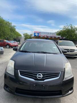 2011 Nissan Sentra for sale at Centerpoint Motor Cars in San Antonio TX