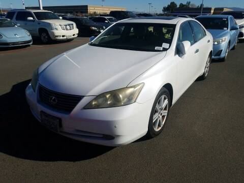 2008 Lexus ES 350 for sale at MCHENRY AUTO SALES in Modesto CA