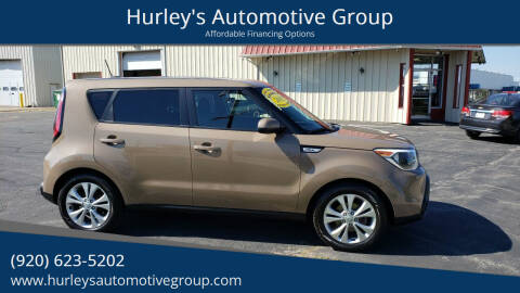 2015 Kia Soul for sale at Hurley's Automotive Group in Columbus WI