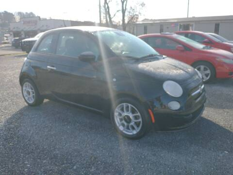 2015 FIAT 500 for sale at Wholesale Auto Inc in Athens TN